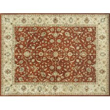 Yorkshire Rust/Taupe Area Rug
