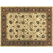 <strong>Loloi Rugs</strong> Maple Ivory / Red Rug