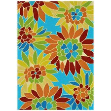 Sunshine Aquarius Indoor/Outdoor Rug