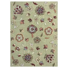 Juliana Green Area Rug
