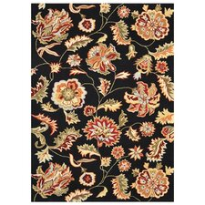 <strong>Loloi Rugs</strong> Juliana Black Rug