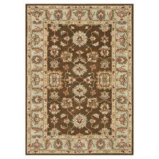 <strong>Loloi Rugs</strong> Fairfield Brown/Turquoise Rug