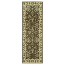 Rylan Brown / Ivory Rug