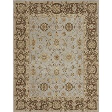 <strong>Loloi Rugs</strong> Elmwood Blue / Brown Rug