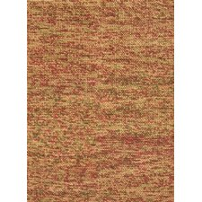 Clyde Gold / Rust Rug