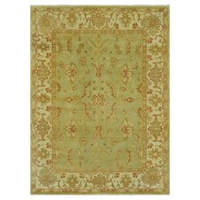 Vernon Olive / Light Green Rug