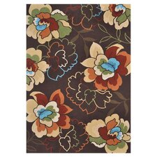 Sunshine Brown Indoor/Outdoor Rug