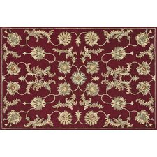 <strong>Loloi Rugs</strong> Fairfield Red Rug