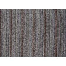 Frazier Elderberry Purple Strip Area Rug