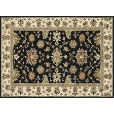 <strong>Loloi Rugs</strong> Fairfield Black/Ivory Rug