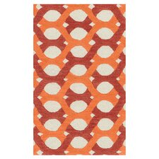 Weston Red/Orange Rug
