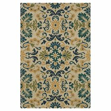 Fairfield Blue/Teal Area Rug