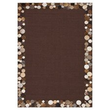 Timboroa Brown / Pebble Rug