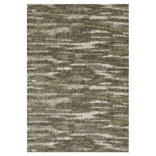 <strong>Loloi Rugs</strong> Revive Green / Taupe Rug