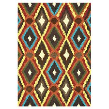 Enzo Multi Colored Indoor/Outdoor Rug
