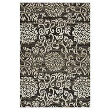 <strong>Loloi Rugs</strong> Revive Charcoal / Beige Rug
