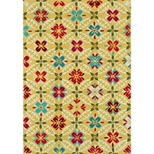 Juliana Buttercup Area Rug