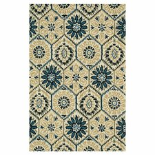 Taylor Ivory/Navy Rug