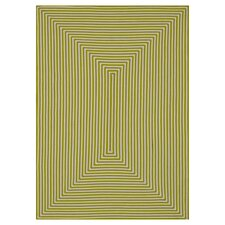 In/Out Lime Area Rug