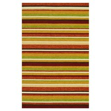 Venice Beach Sunset Indoor/Outdoor Rug
