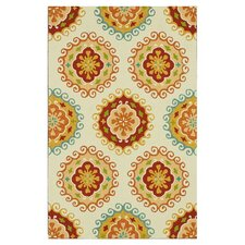 Sunshine Ivory/Multi Rug