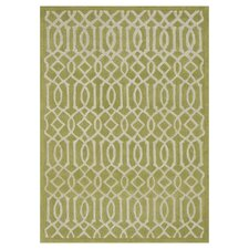 Brighton Apple Green Rug
