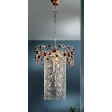 <strong>Classic Lighting</strong> Foresta Colorita 15 Light Chandelier