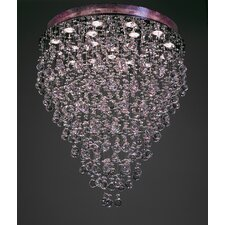 Andromeda 22 Light Semi-Flush Mount