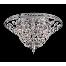 <strong>Classic Lighting</strong> Kennsington 2 Light Semi-Flush Mount