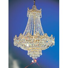Regency 8 Light Chandelier