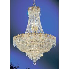 Regency II 9 Light Chandelier