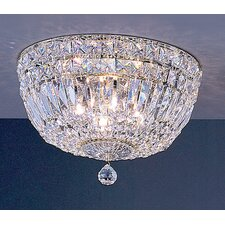 Empress 4 Light Semi-Flush Mount