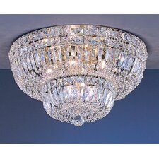 Empress 9 Light Semi-Flush Mount
