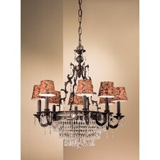 <strong>Classic Lighting</strong> Renaissance 12 Light Chandelier