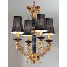 Duke 4 Light Chandelier