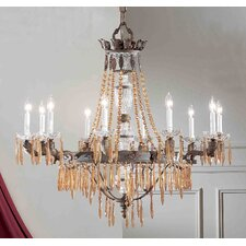 Duchess 10 Light Chandelier