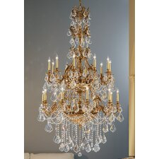 Majestic Imperial 20 Light Chandelier