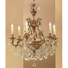 Majestic Imperial 6 Light Chandelier