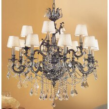 Majestic Imperial 12 Light Chandelier