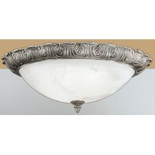 Montego Bay 4 Light Semi-Flush Mount
