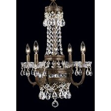 Contessa 4 Light Mini-Chandelier
