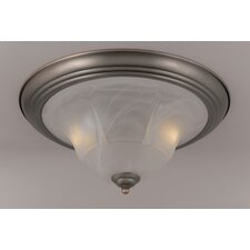 Providence 2 Light Semi-Flush Mount