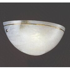<strong>Classic Lighting</strong> Navarra 1 Light Wall Sconce