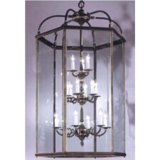 European 15 Light Outdoor Hanging Lantern
