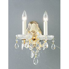 Maria Thersea 2 Light Wall Sconce