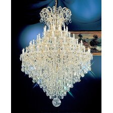 Maria Thersea 84 Light Chandelier