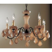 Dylan 5 Light Chandelier