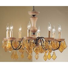 Dylan 8 Light Chandelier