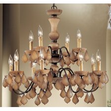 Dylan 12 Light Chandelier