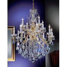 <strong>Classic Lighting</strong> Daniele 12 Light Chandelier